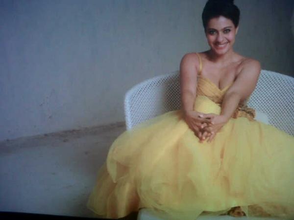 Kajol Filmfare March 20121 - Kajol's Filmfare Hot Pics - March 2012
