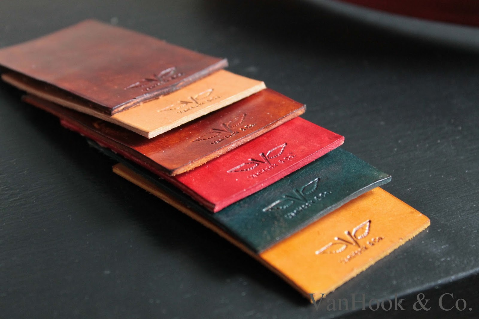 leather dye colors