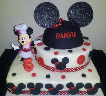 Bubu's Minnie Mouse