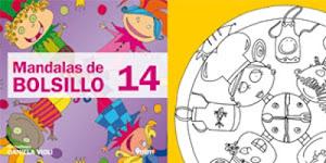 Mandalas de Bolsillo 14 - MTM Editores
