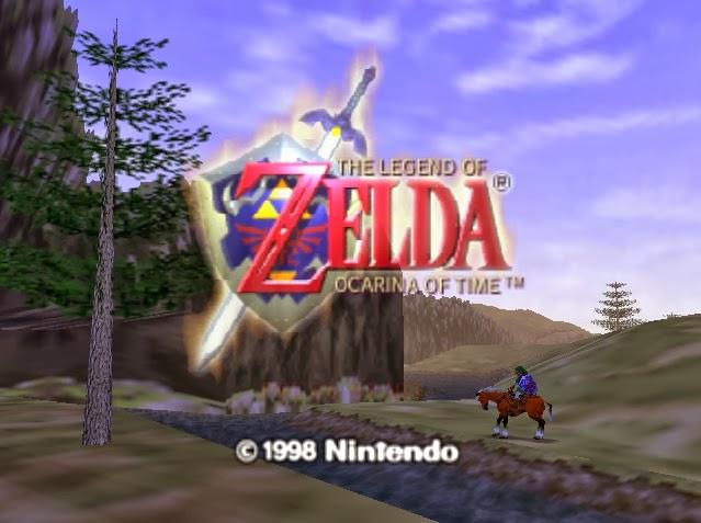 The Legend of Zelda Ocarina of Time Speedrun