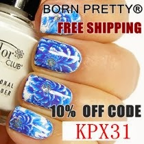 10% Off Code Born Pretty Store