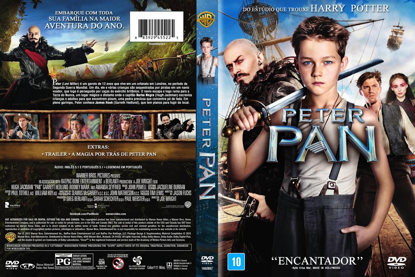 Peter Pan DVD-R peter 2Bpan