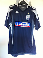 england training kit