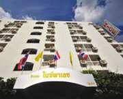 Hotel Murah Bintang 2,3 di Bangkok - Nice Palace Hotel