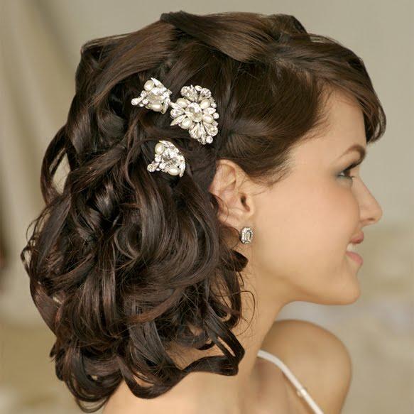 Prepare wedding dresses wedding hairstyles for medium for Medium length wedding dresses