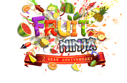Fruit Ninja For iOS is Free to Celebrate its 2 Year Anniversary - Get it Now!