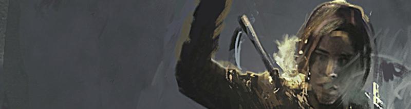 Arte Conceptual de Tomb Raider