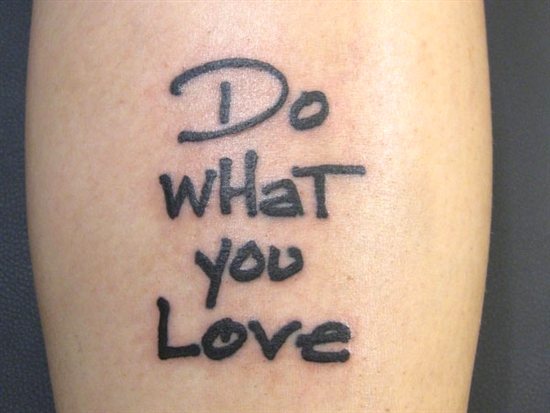 Love and hate tattoo quotes quotesgram for Tattoos love quotes