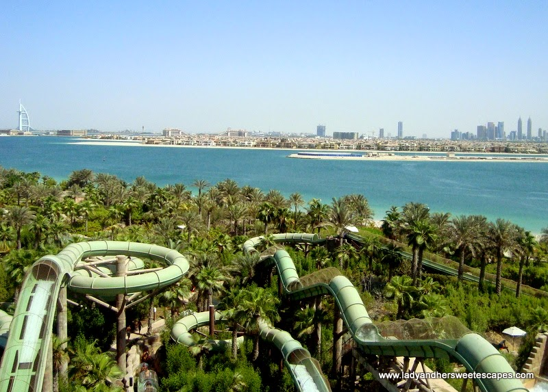 world-class attractions at Atlantis Aquaventure