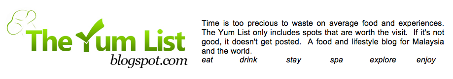 The Yum List
