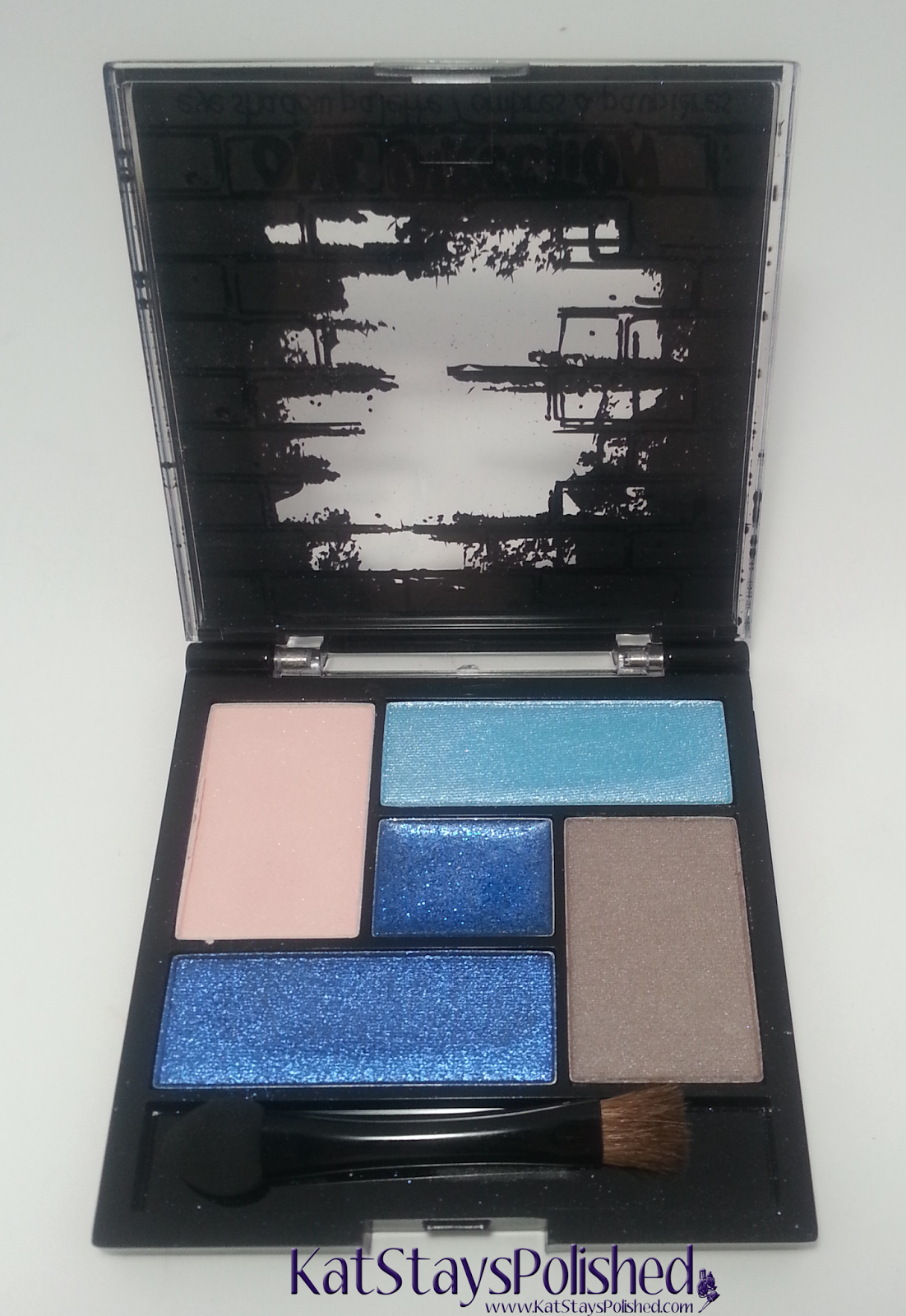 Make Up by One Direction - 4 + 1 Eye Shadow Palette | Kat Stays Polished