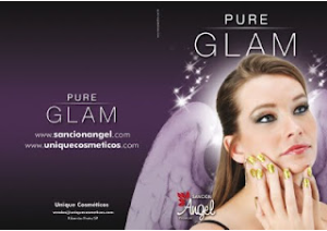 Glitter Hexagonal - Pure Glam