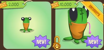 Squishy Animal Jam : Animal Jam Rapids ~by Trickertreee: Froggie Plushies and more