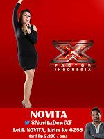 Salah satu peserta di X Factor Indonesia