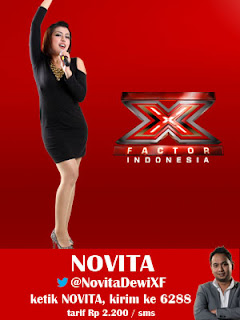 Salah satu peserta di X Factor Indonesia - http://musik-mp3-lagu.blogspot.com/