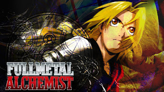 #6 Full Metal Alchemist Wallpaper