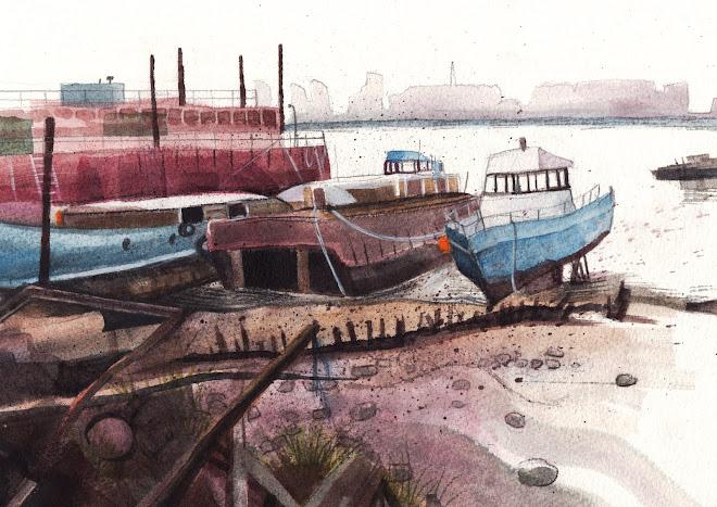 Greenwich, Piper's Wharf 2005