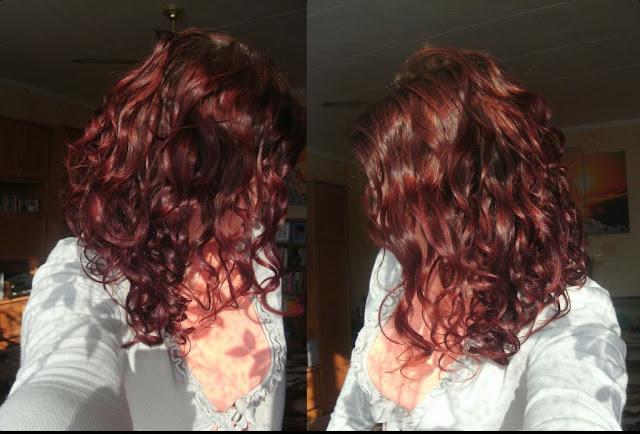 Niedziela dla włosów z kallosem cherry i nawilżającymi dodatkami