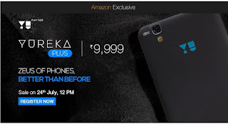 Micromax Yu Yureka Plus Full Specification, Price and How to Buy it from amazon easily [Using script]