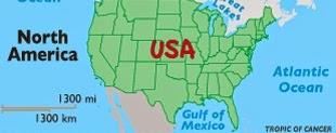 Amerika'nın Coğrafi Bölgeleri