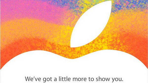 "Apple sets Oct. 23 Event for Expected Launch of iPad Mini & 13"" Macbook Pro with Retina Display"