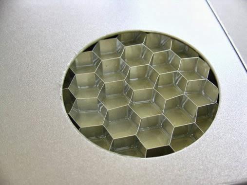 ứng dụng của tấm nhôm tổ ong