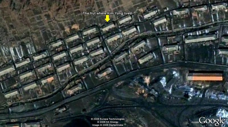 Google Earth Corea del Norte Blog de Marketing Online y Creatividad