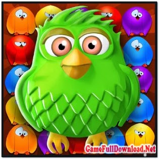 Download Game Bubble Birds 3