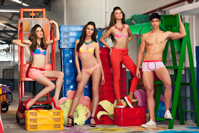 Bench Summer Break 2013 Campaign Behind-the-Scenes Hot numbers