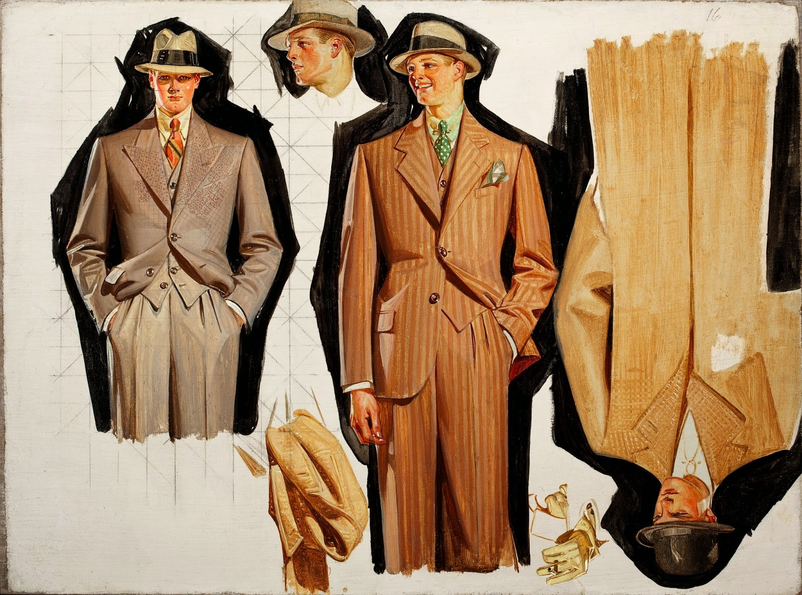 J.C. Leyendecker: The Greatest Gay Artist You Dont Know