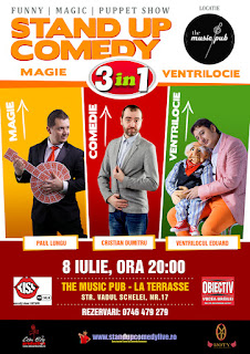 stand-up braila