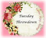Tuesday Throwdown Challenge Blog