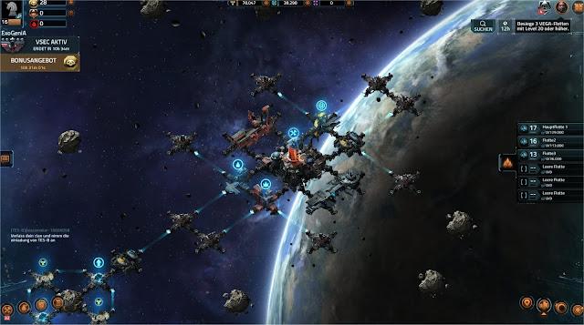 Vega Conflict Base