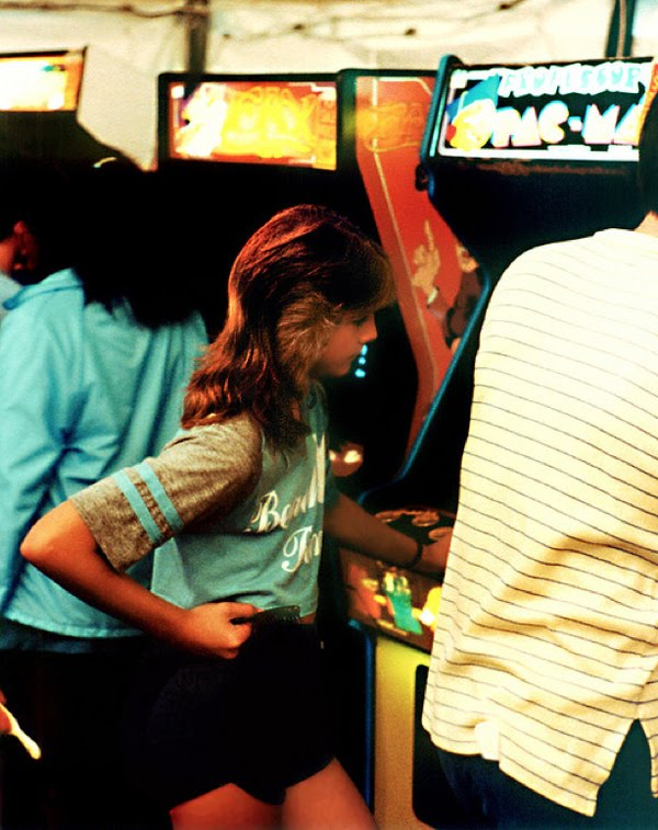 Damn Cool Pictures: Arcade Games Of The 80s
