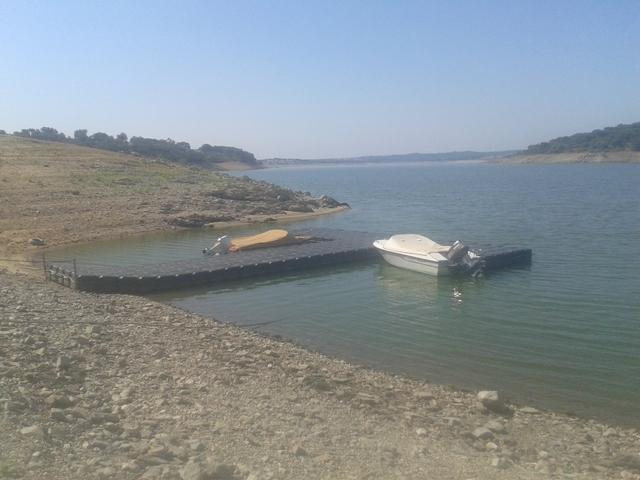 Zona de Acesso aos Barcos