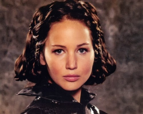 Makeup in Film: Katniss Everdeen ~ about serial killers