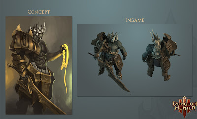 dungeon-hunter-3-concept-art-4 Gameloft revela primeiras Screenshots e artes de Dungeon Hunter 3 para iPhone, iPad e Android