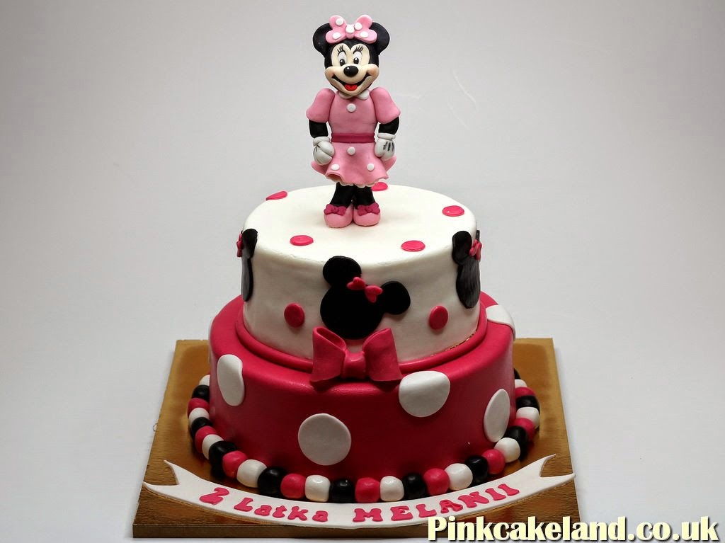 Minnie Mouse Cake, Epsom