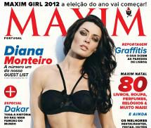 Gatas QB - Diana Monteiro Maxim Portugal Dezembro 2012 Janeiro 2013