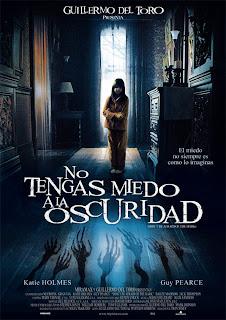 No tengas miedo a la oscuridad (2010) - Latino