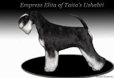 Eldar's mor, Empress Elita of Taita's Ushabti