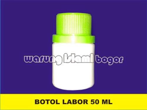 Jual Botol HDPE 50ml