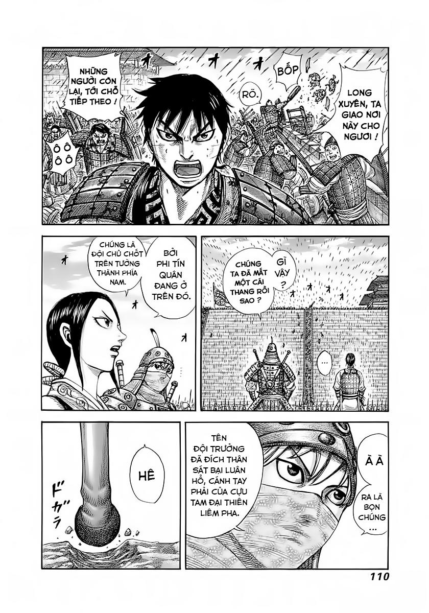 Kingdom - Vương Giả Thiên Hạ Chapter 333 page 11 - IZTruyenTranh.com