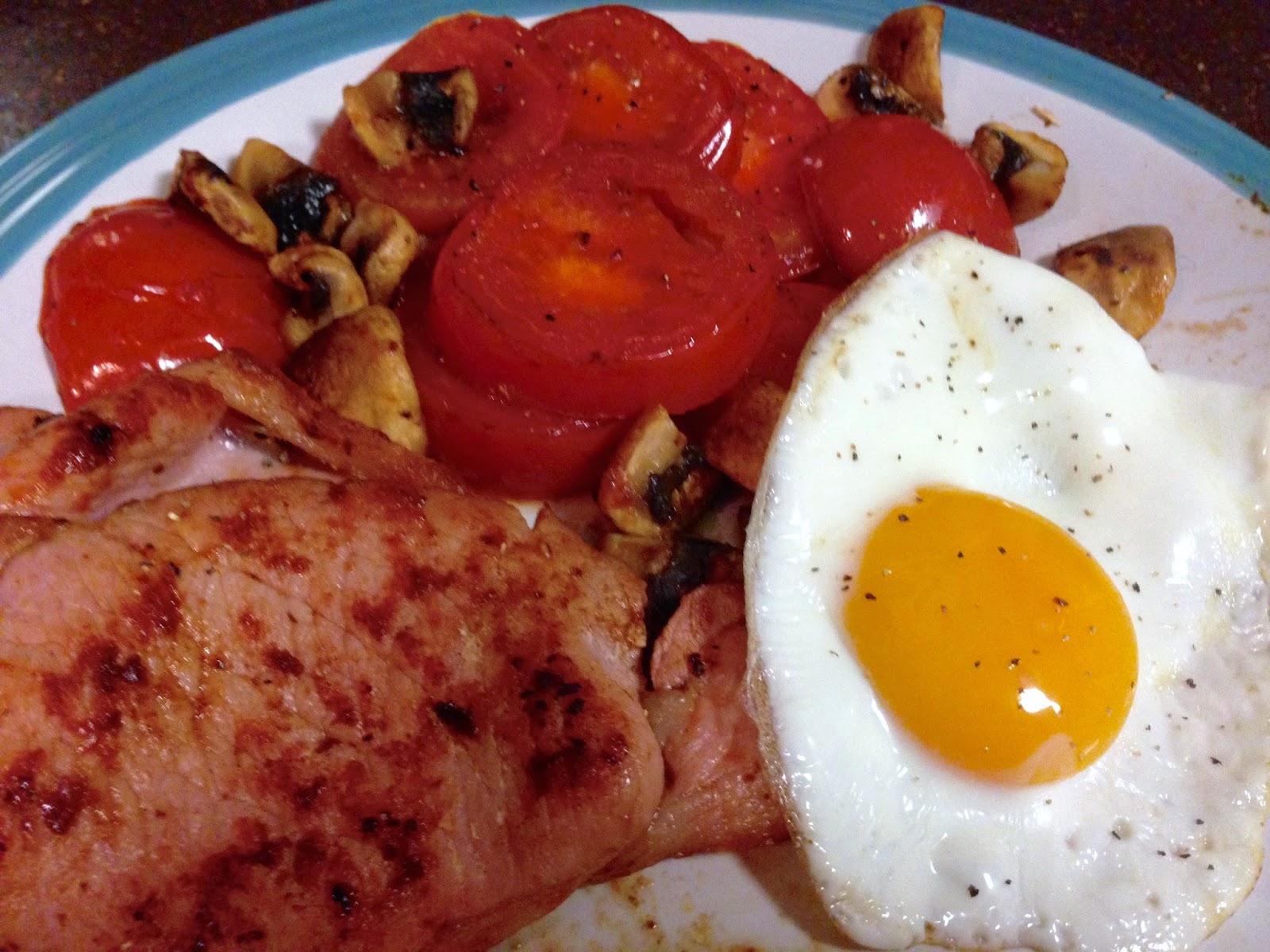 British Lion Eggs Recipe Fried Egg Fry Up