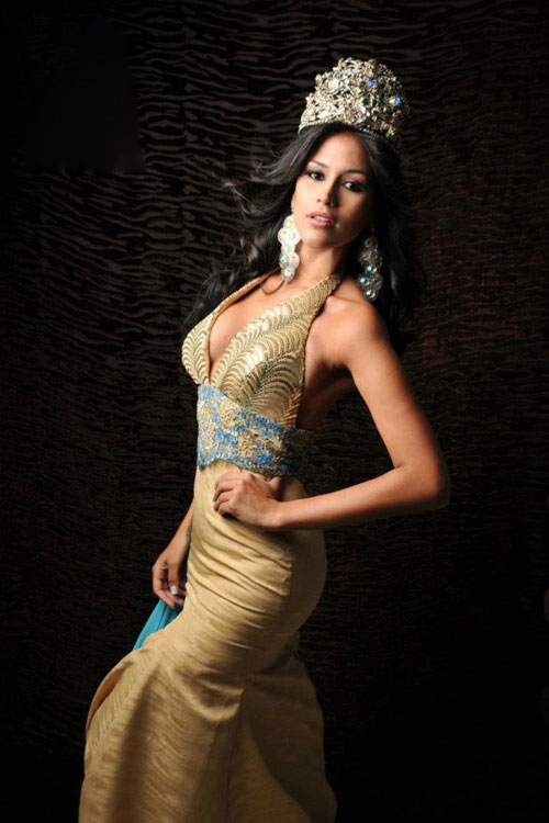 Olga Vargas Alava,Miss Earth 2011 winner