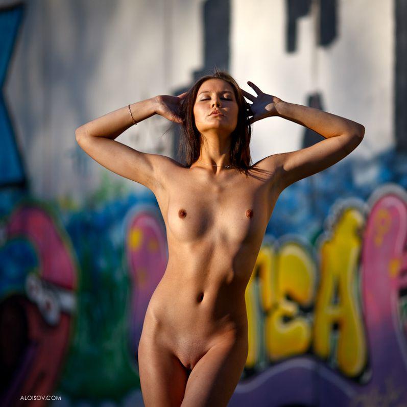 Француженка фото голая