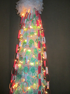 The Pa-Paw Patch, preschool christmas tree, Festival of Trees, Arts Council of Lincoln County