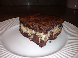 Macaroon Brownies with THRIVE food storage