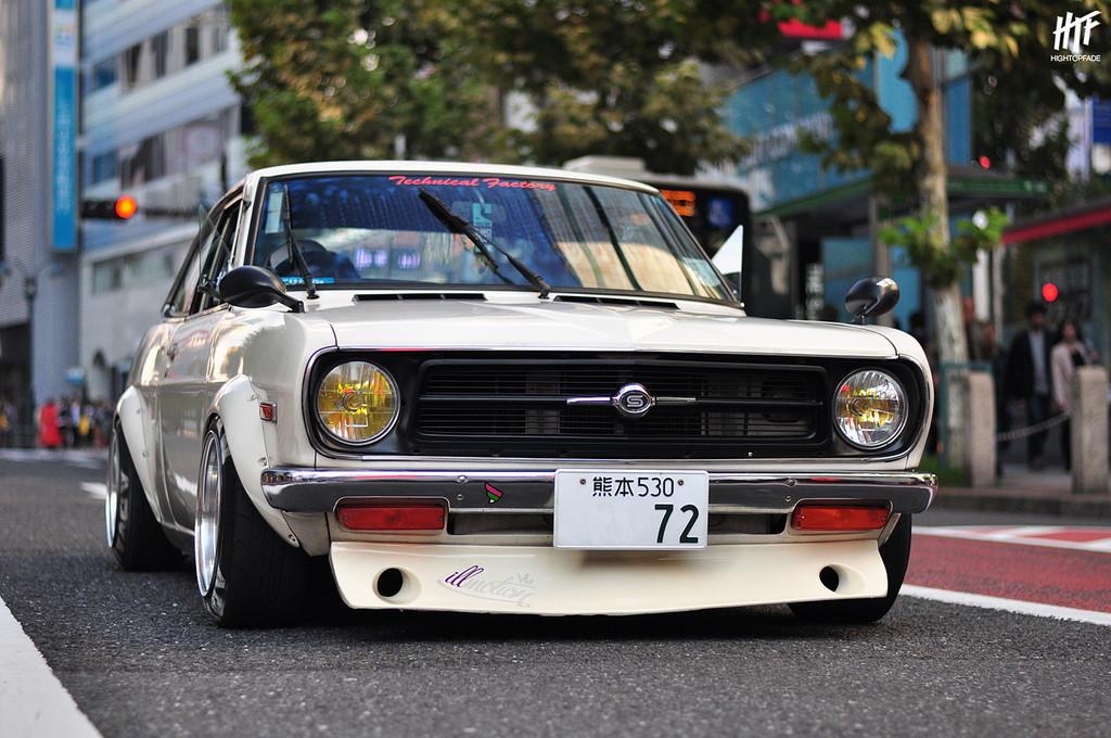 Nissan Sunny B110